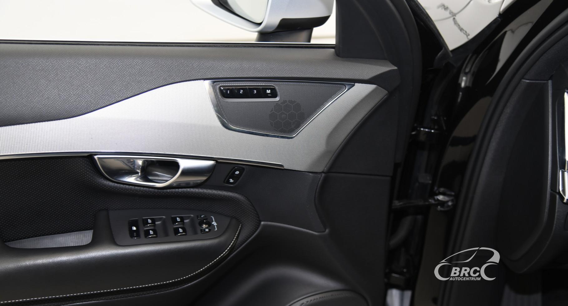 Volvo XC 90 D5 R-Design AWD Automatas