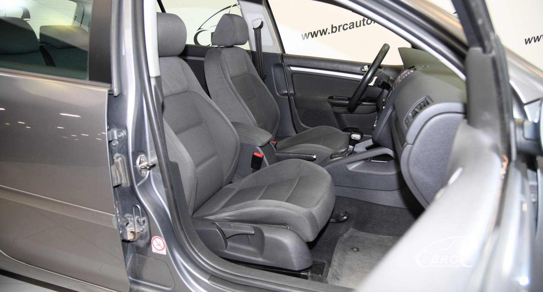 Volkswagen Golf 2.0 TDI DSG Automatas