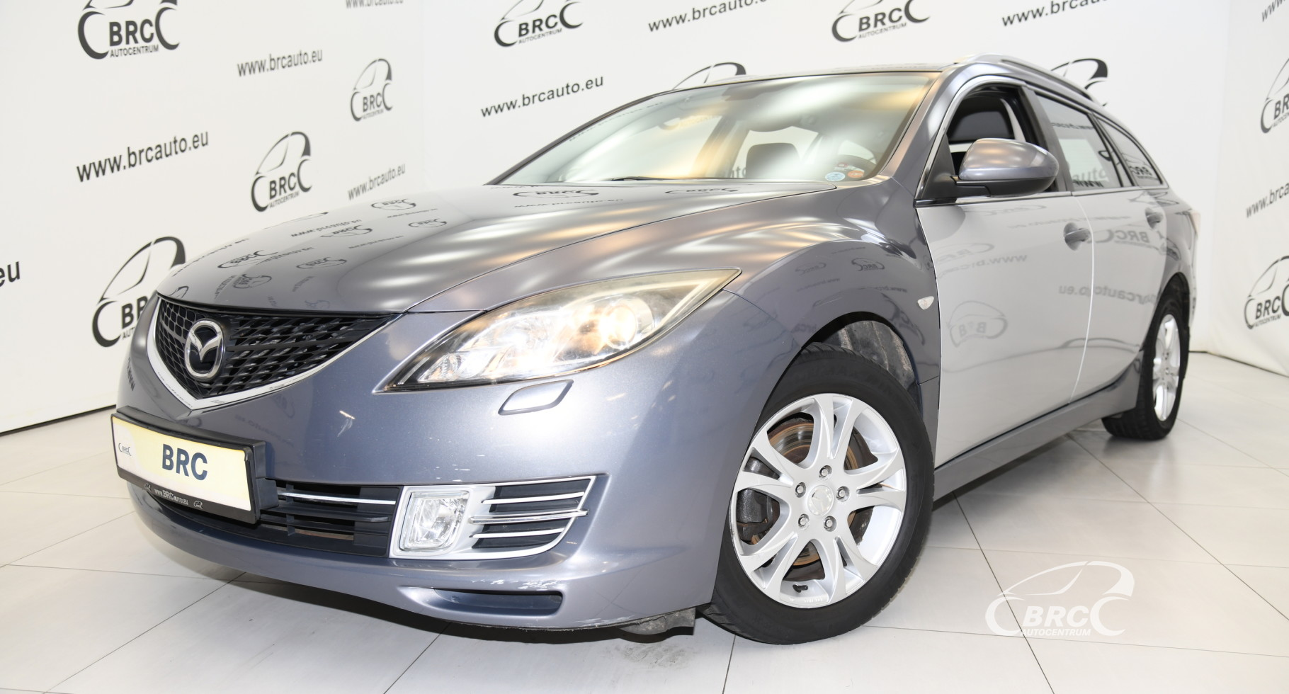 Mazda 6 2.0i Exclusive Touring
