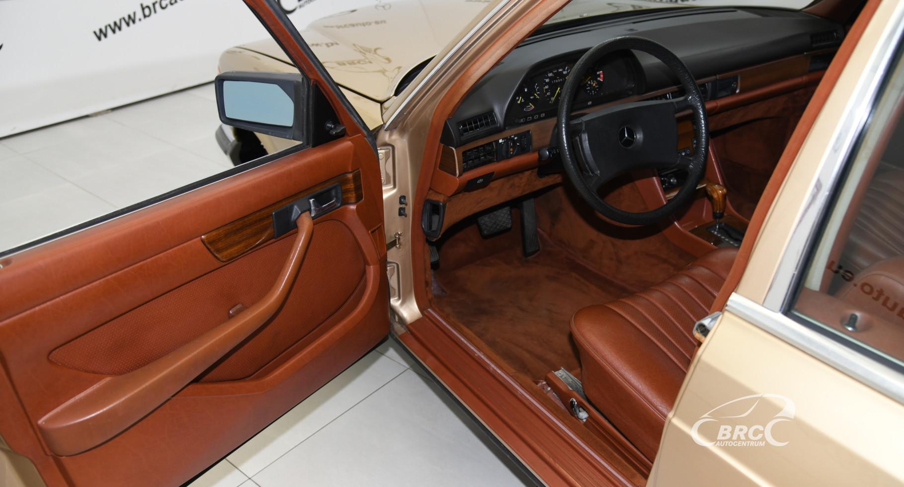 Mercedes-Benz 500 SE Automatas