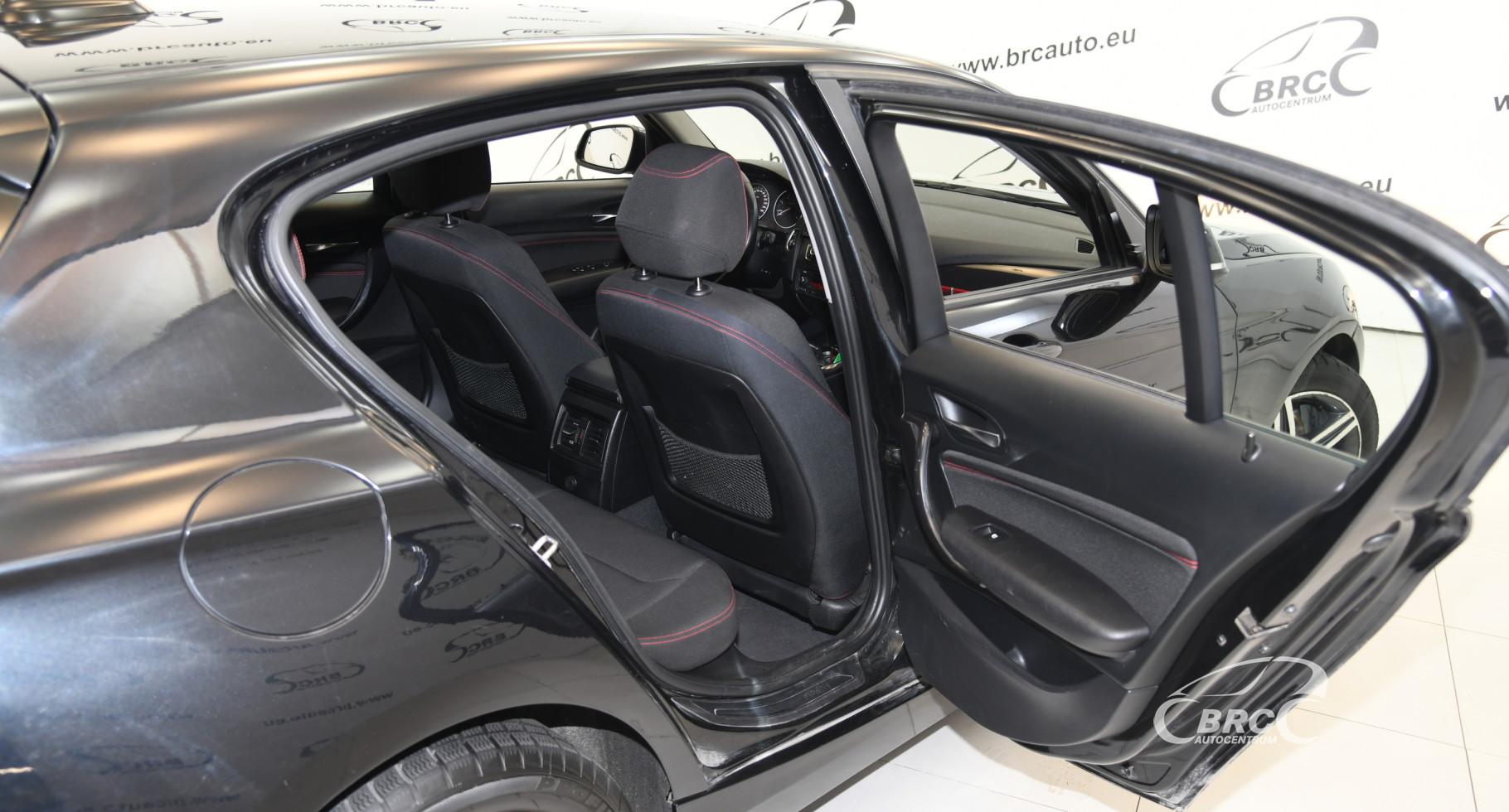 BMW 120 d Sport Automatas