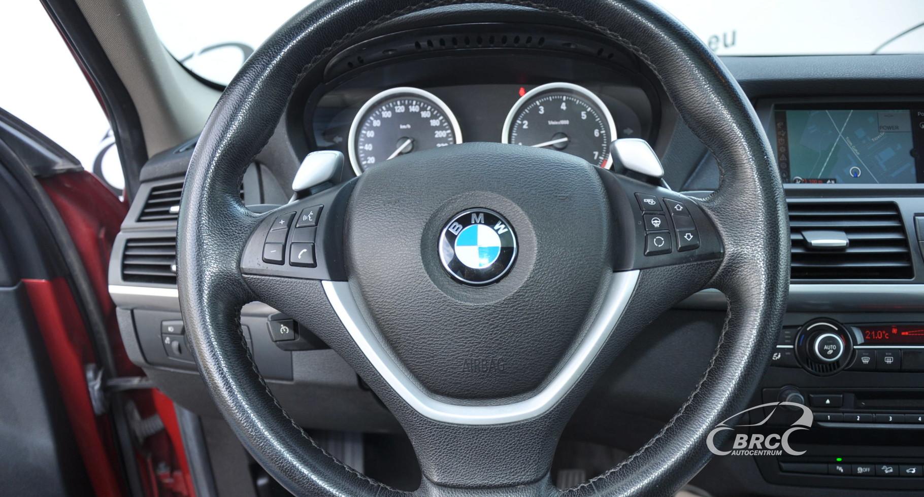 BMW X6 35i xDrive Automatas
