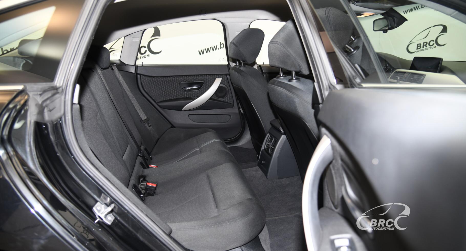 BMW 420 Gran Coupe Automatas