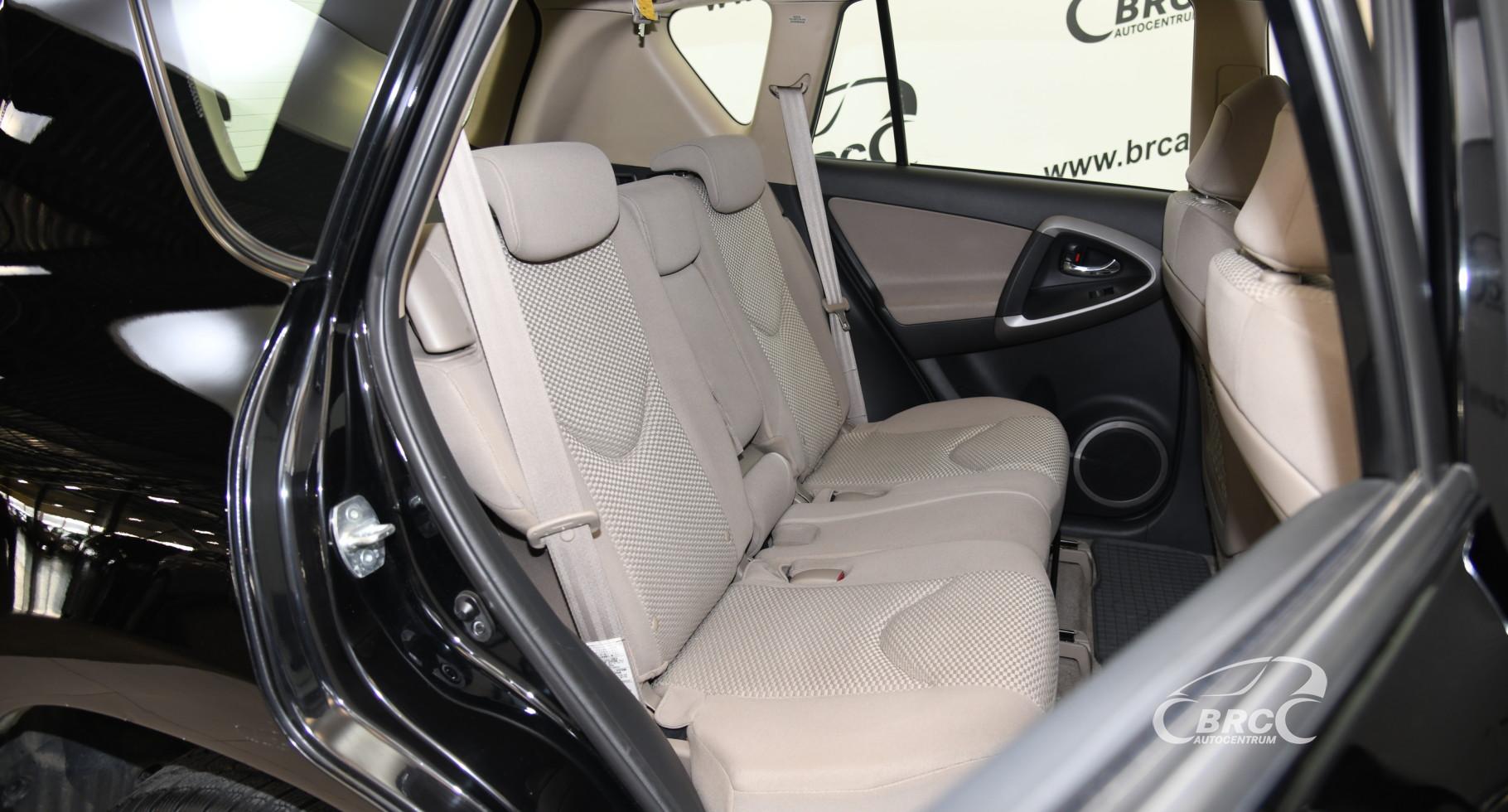 Toyota RAV 4 2.0 VVT-i Executive 4WD Automatas