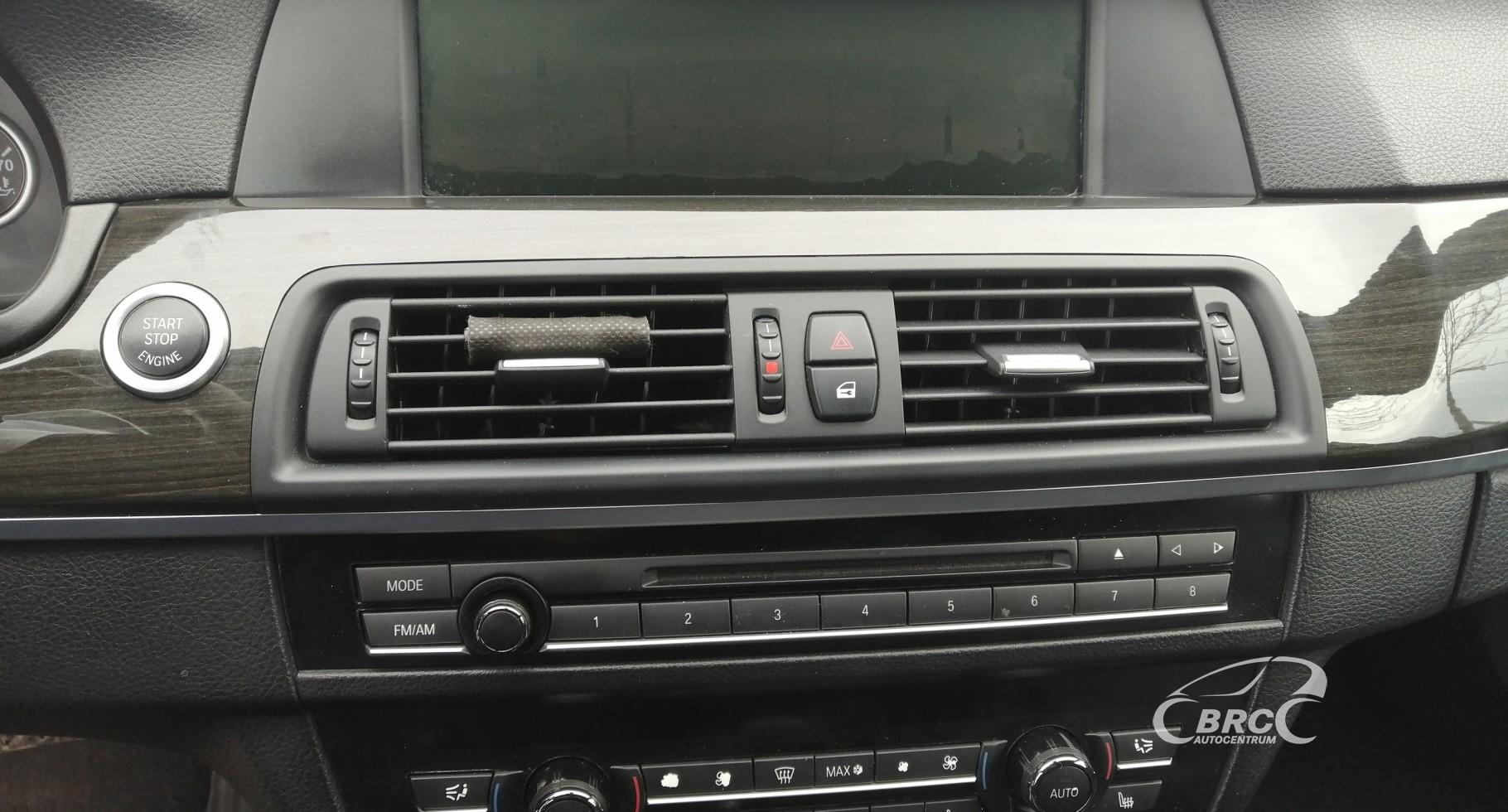 BMW 550 i Automatas VARIKLIO DEFEKTAS