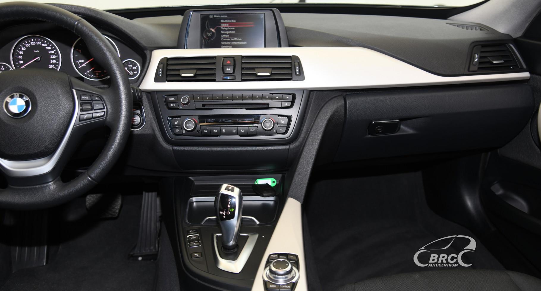 BMW 320 Gran Turismo Automatas