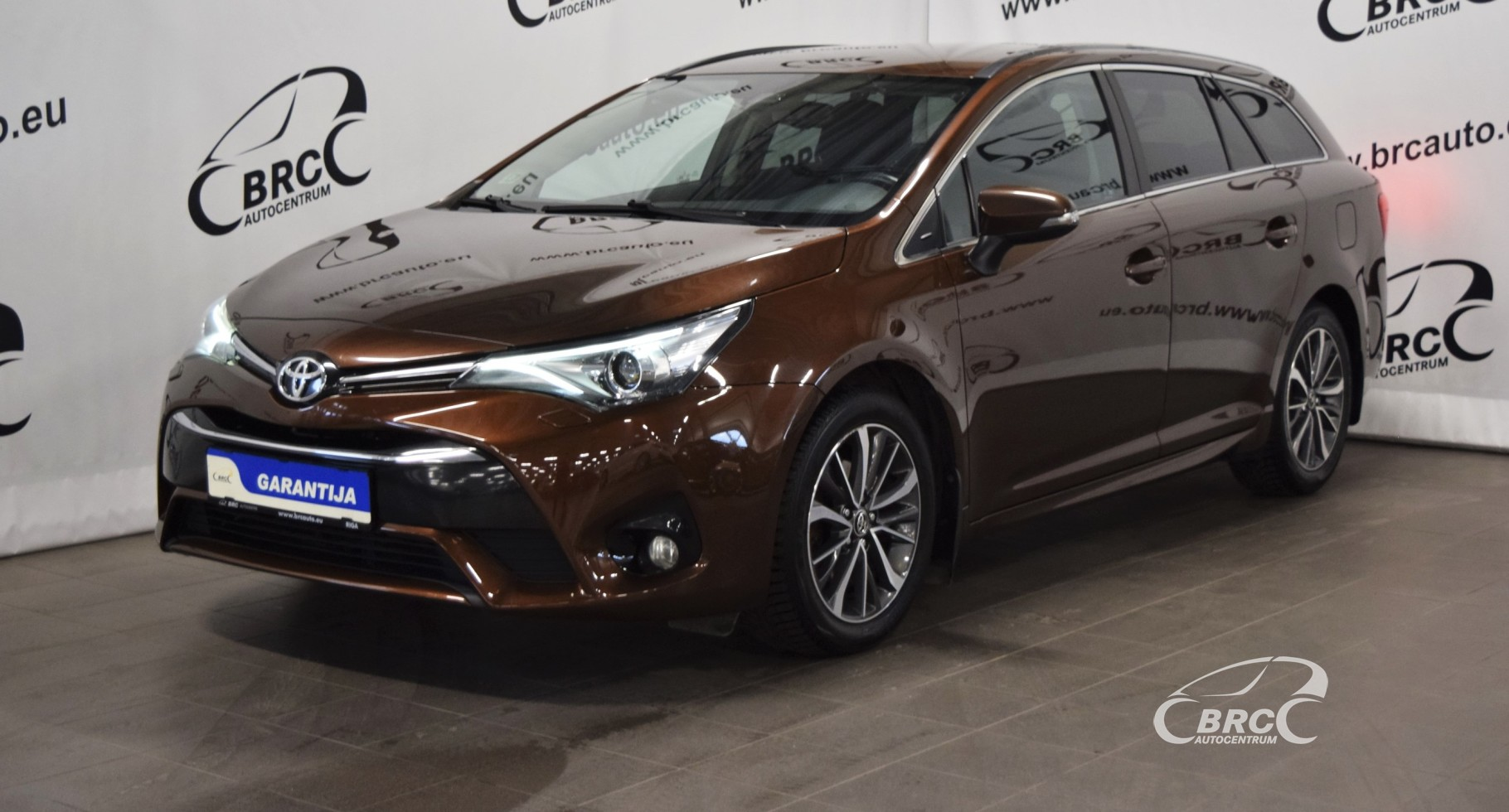 Toyota Avensis Touring Active
