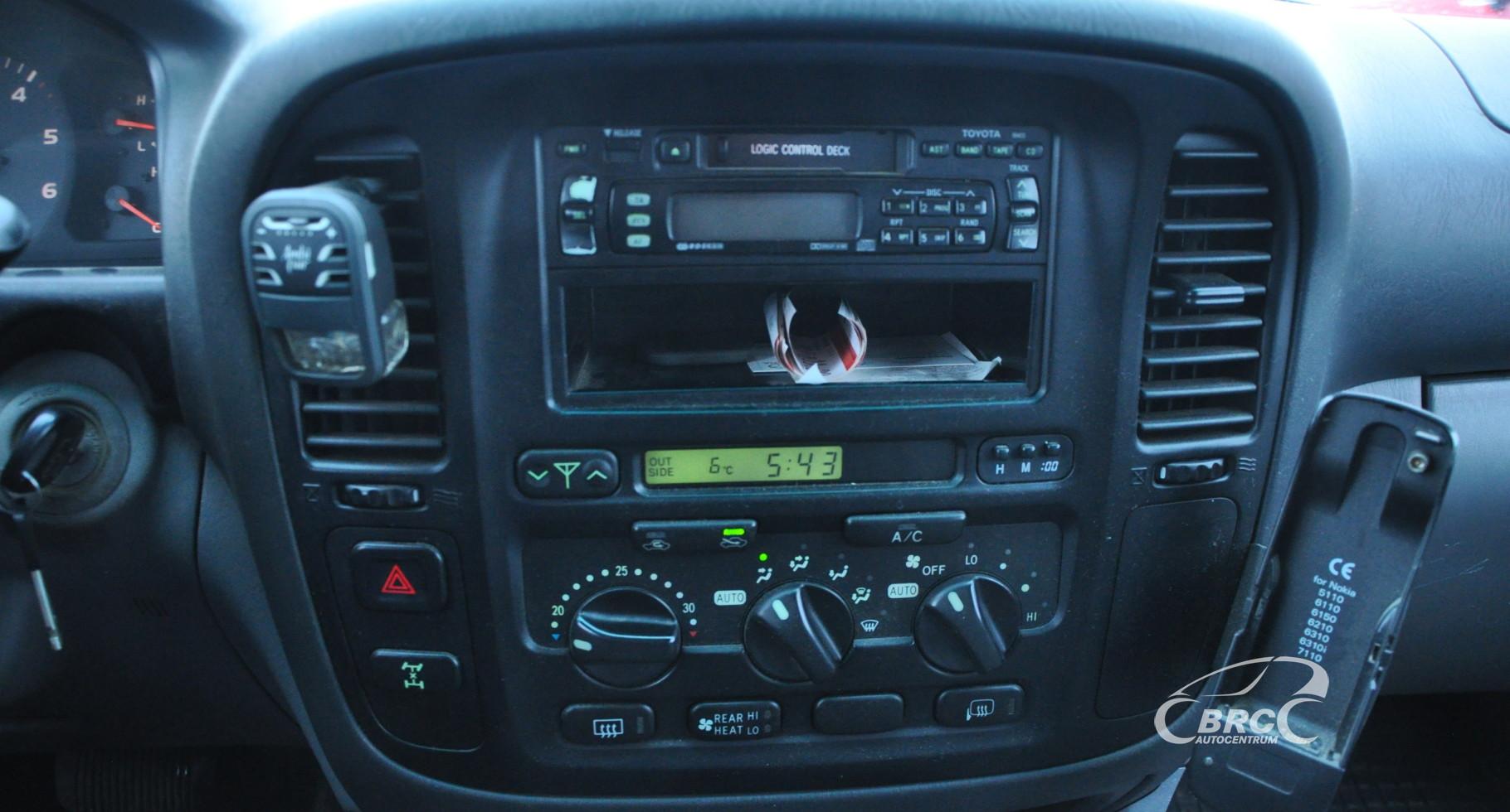 Toyota Land Cruiser 100 4.2 D-4D Automatas