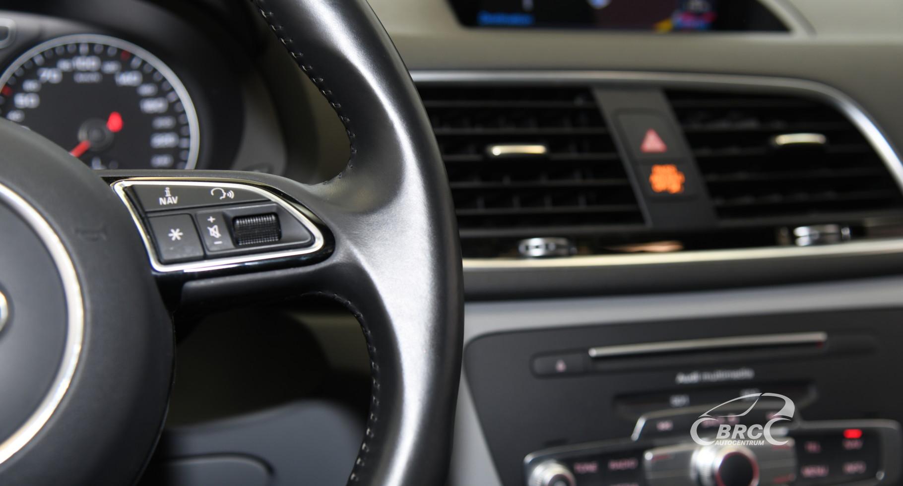 Audi Q3 2.0 TFSI Quattro S-line Automatas