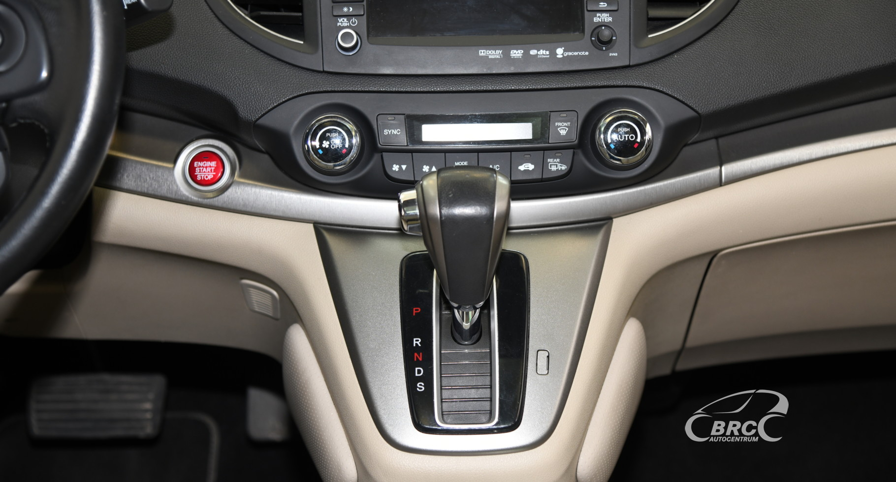 Honda CR-V 2.2 i-DTEC Exclusive 4WD Automatas