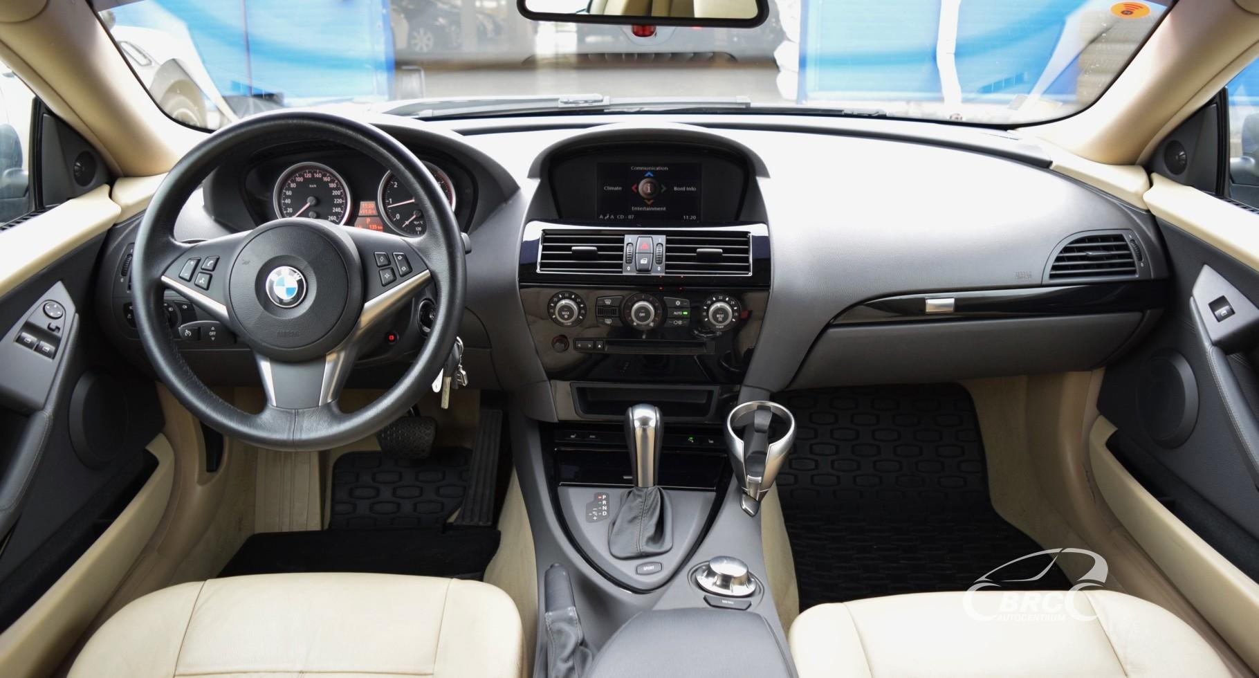 BMW 645 Ci