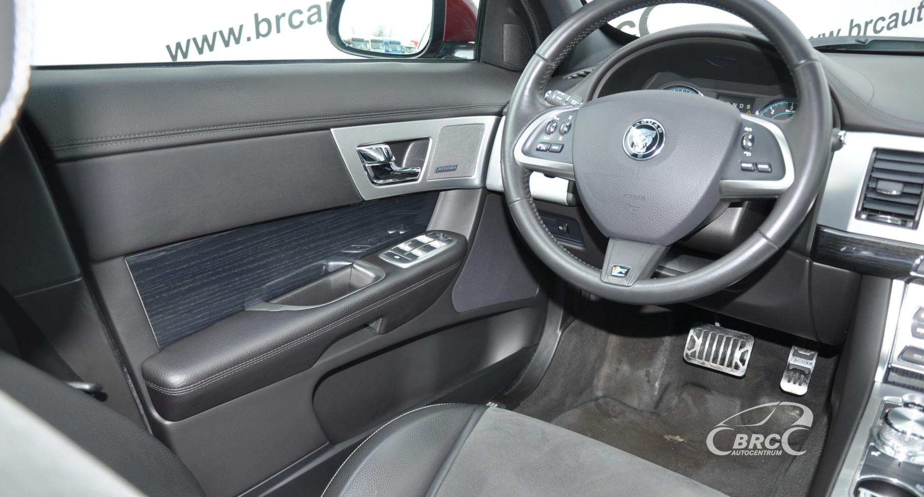 Jaguar XF 2.2d R-Sport Automatas