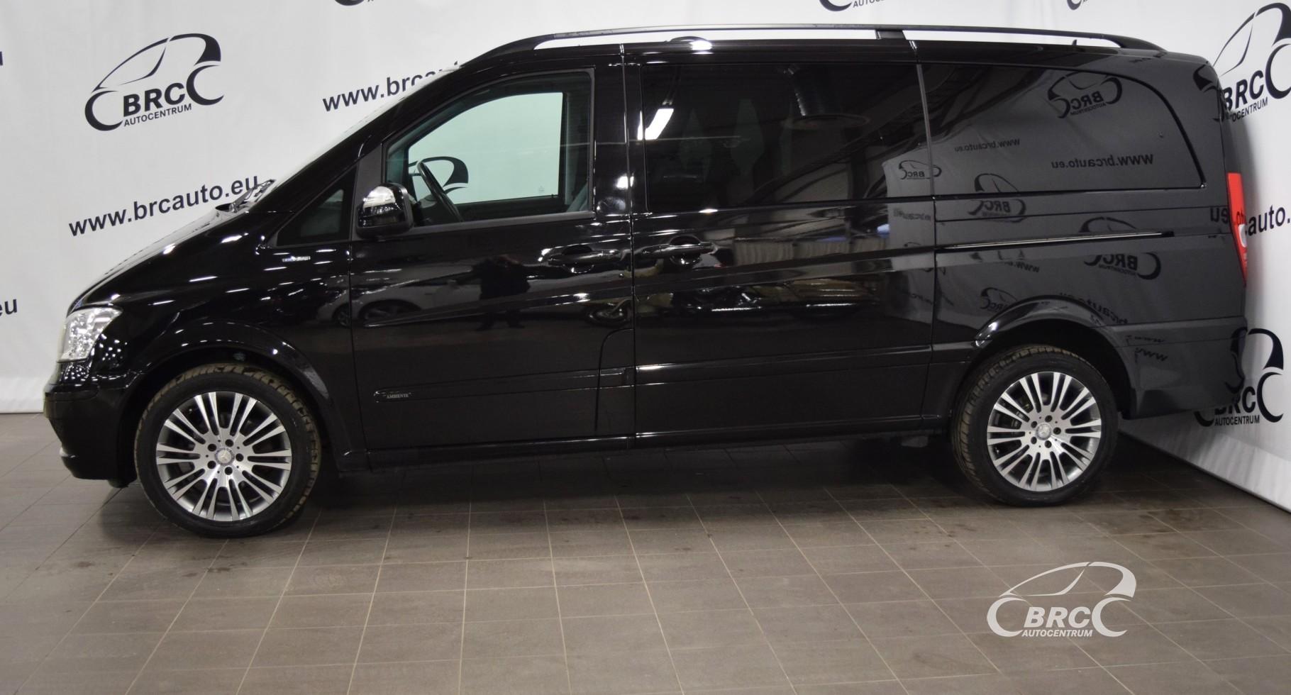 Mercedes-Benz Viano 220 Ambiente BlueEfficiency 7 seats