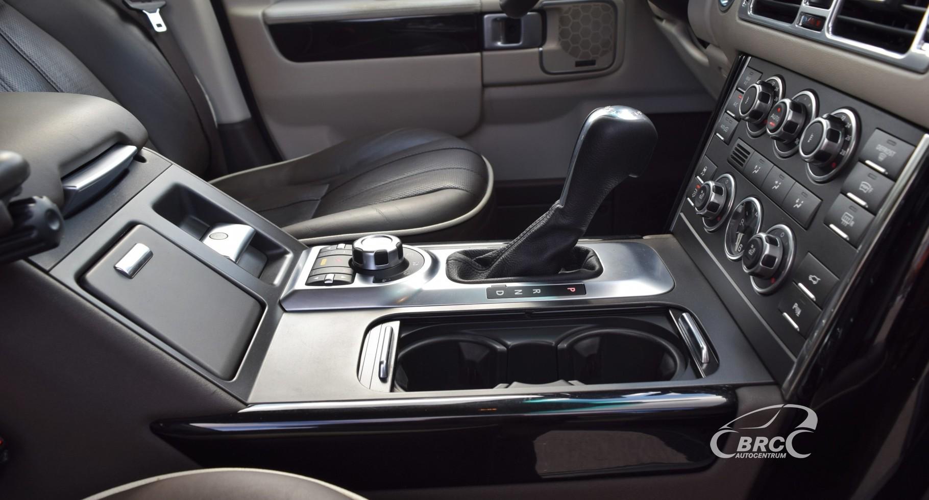 Land-Rover Range Rover Vogue TDV8