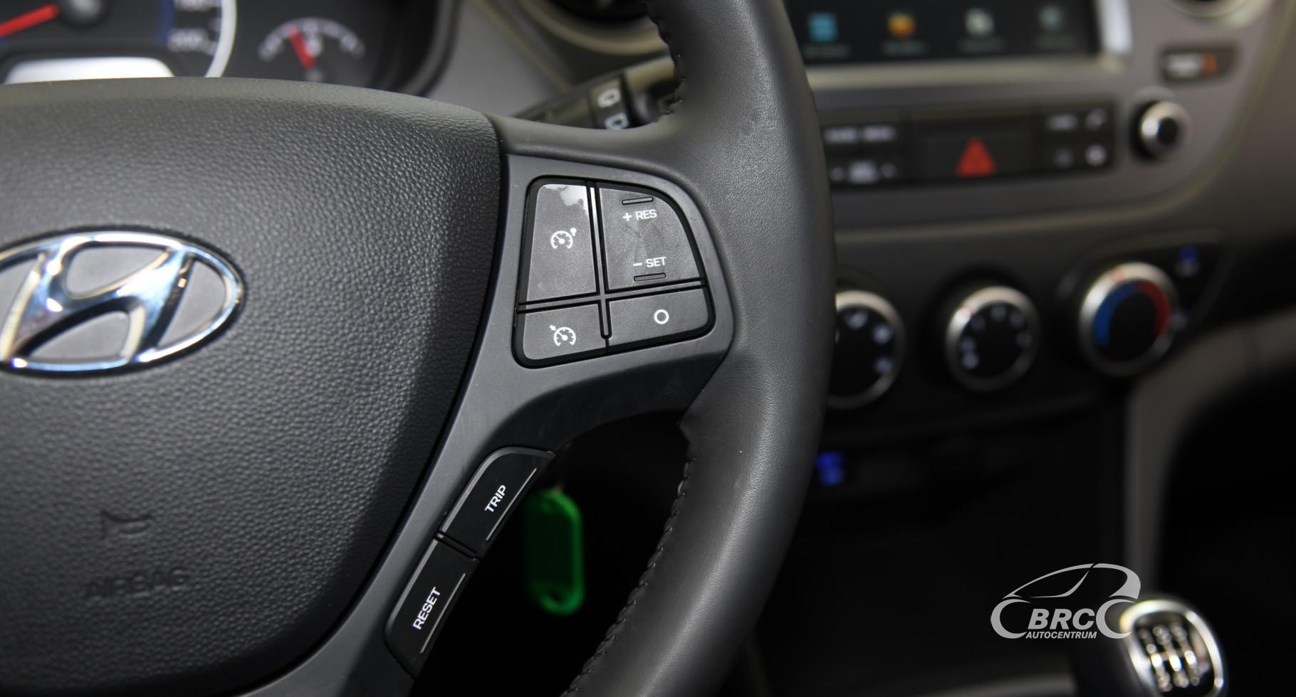 Hyundai i10 1.0 Kappa MPi
