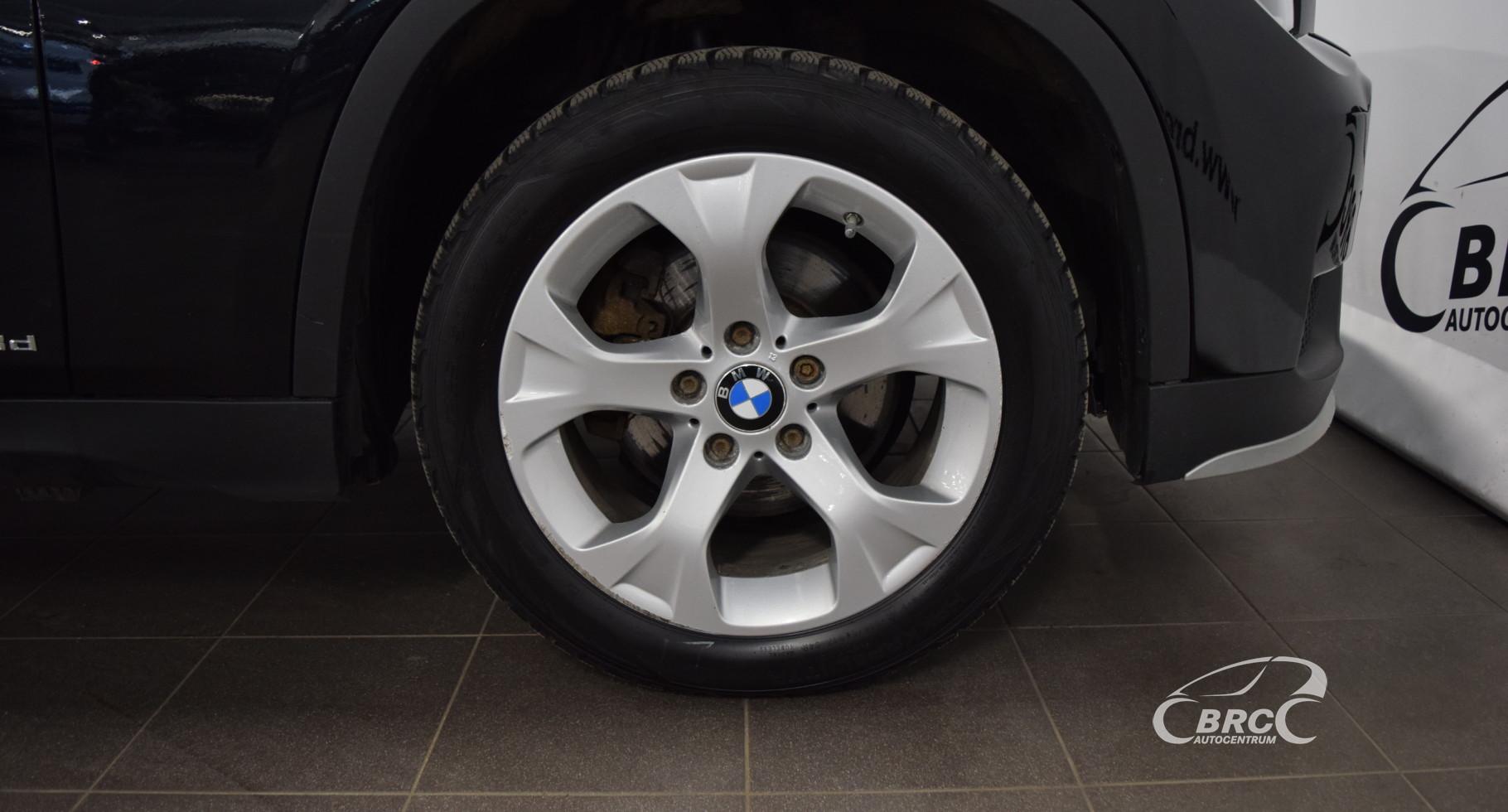 BMW X1 xDrive 18D A/T