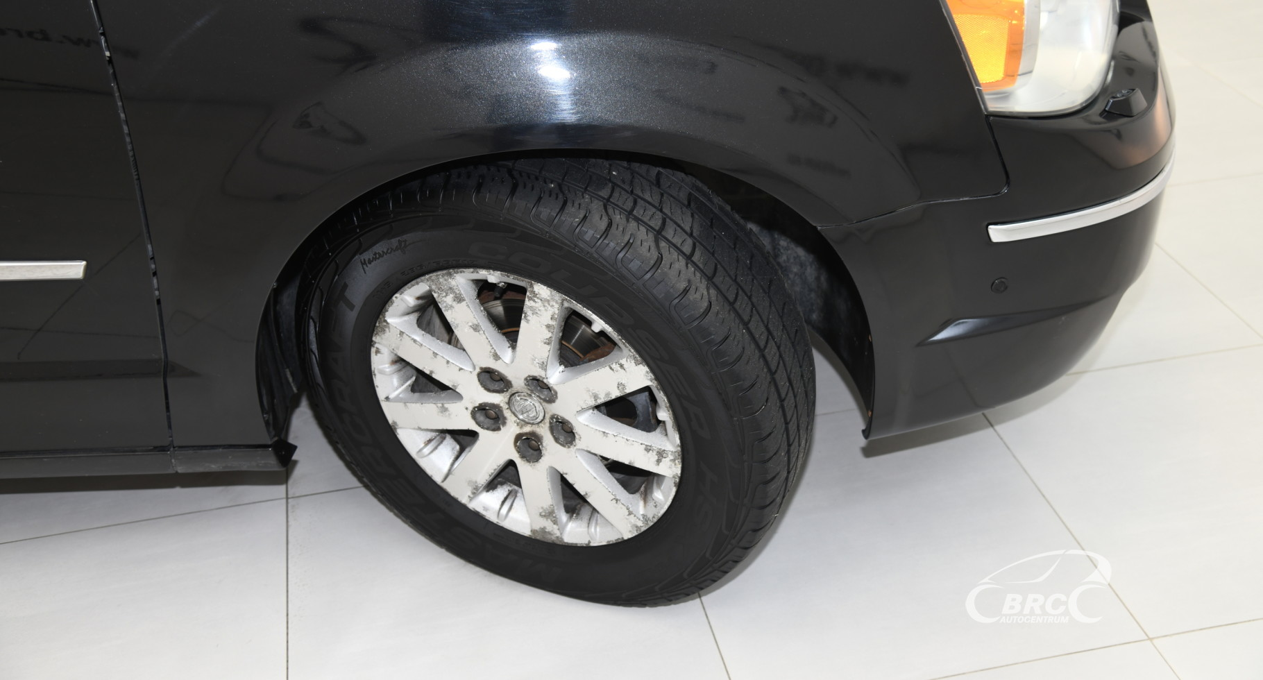 Chrysler Grand Voyager 2.8 CRD Limited Automatas