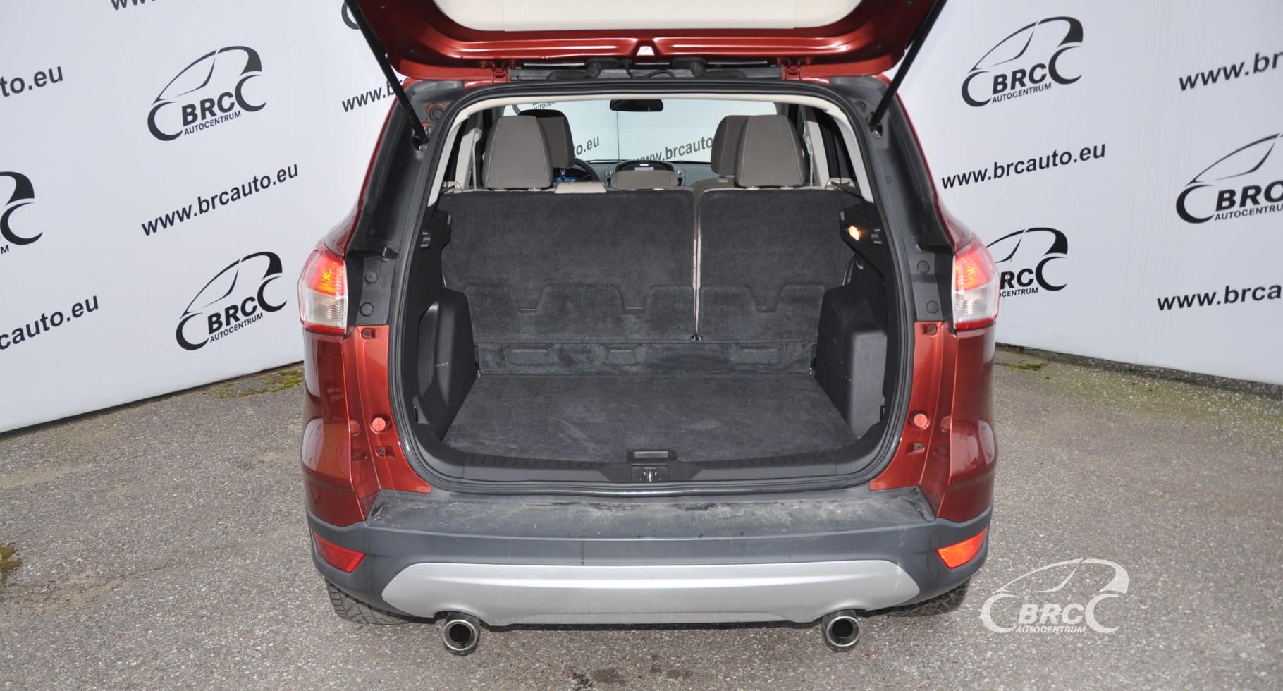 Ford Escape 2.5i Duratec SE Automatas