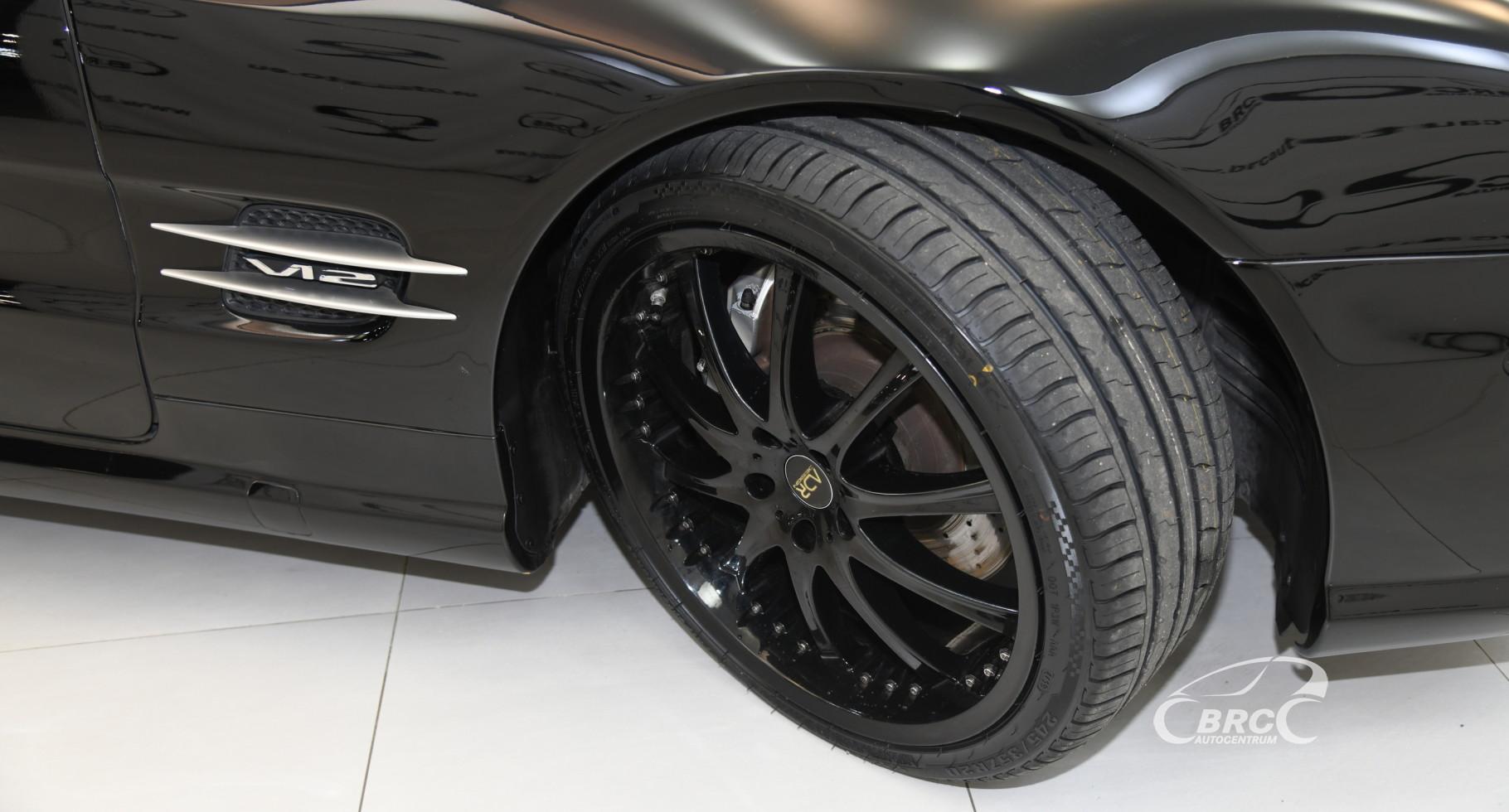 Mercedes-Benz SL 600 AMG Pack Automatas