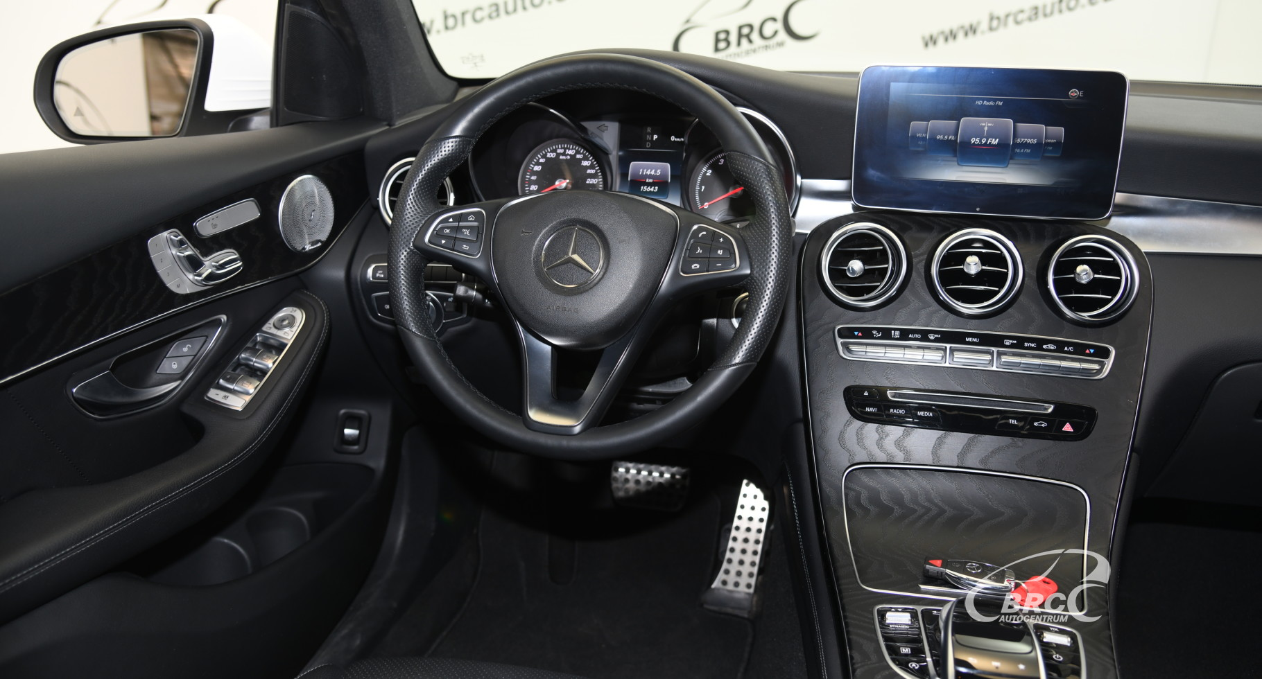 Mercedes-Benz GLC 300 Coupe 4 Matic AMG Automatas