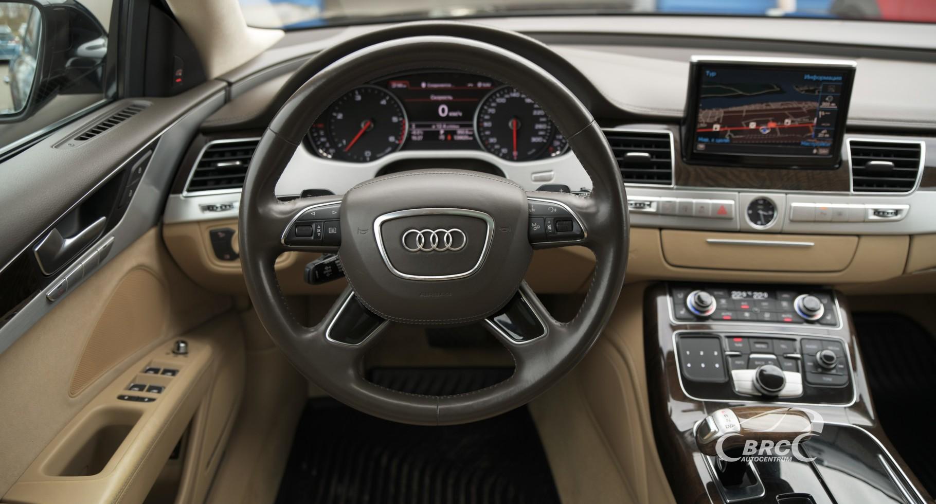 Audi A8 Long Quattro