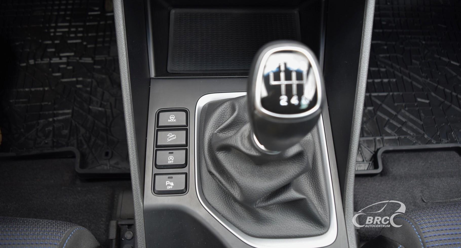 Hyundai Tucson M/T
