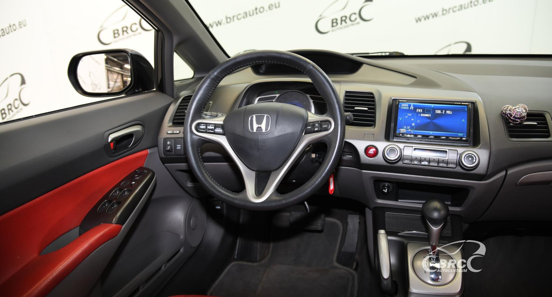 Honda Civic 1.3 Hybrid Automatas