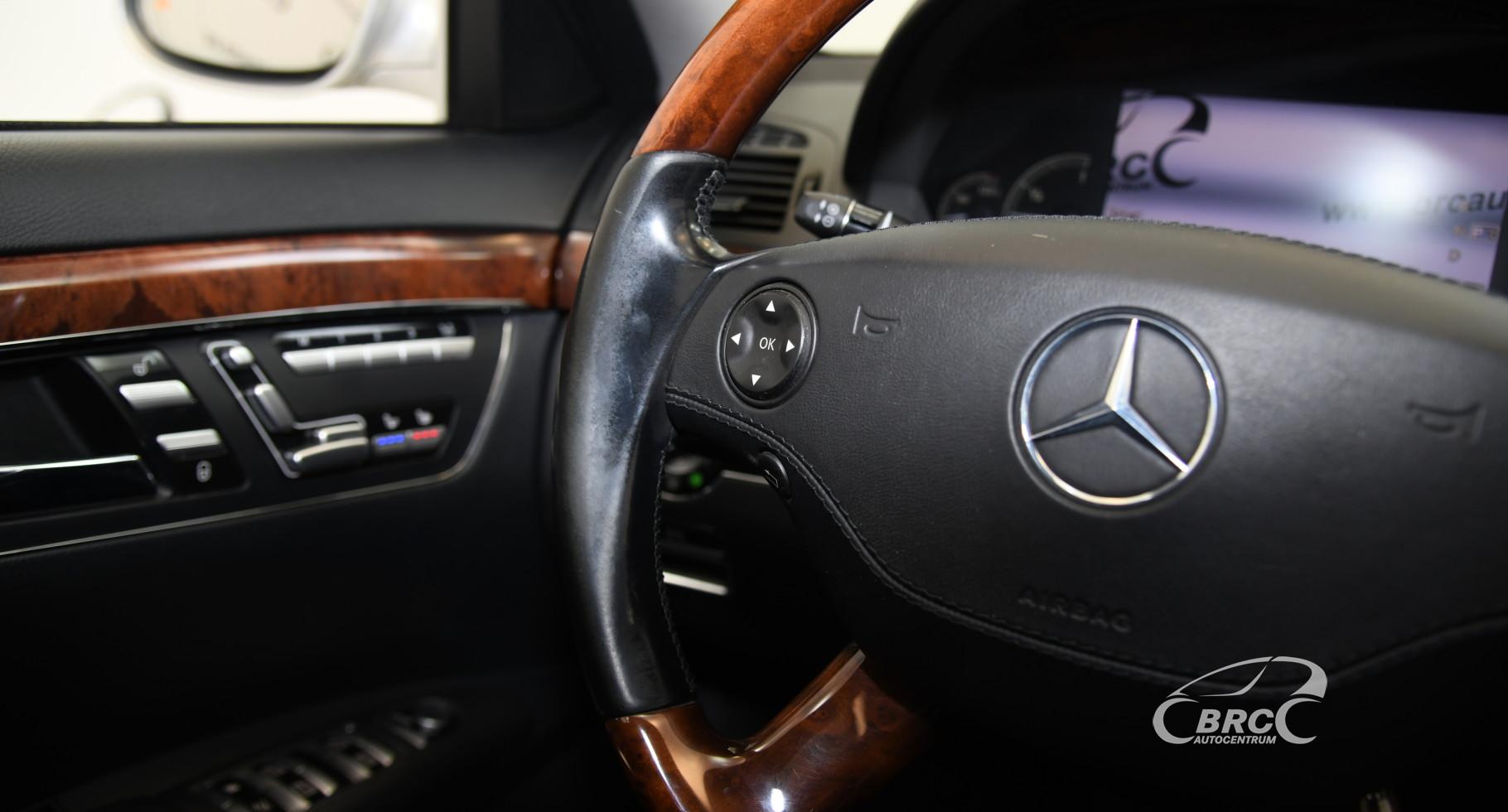 Mercedes-Benz S 320 CDI 4Matic Automatas