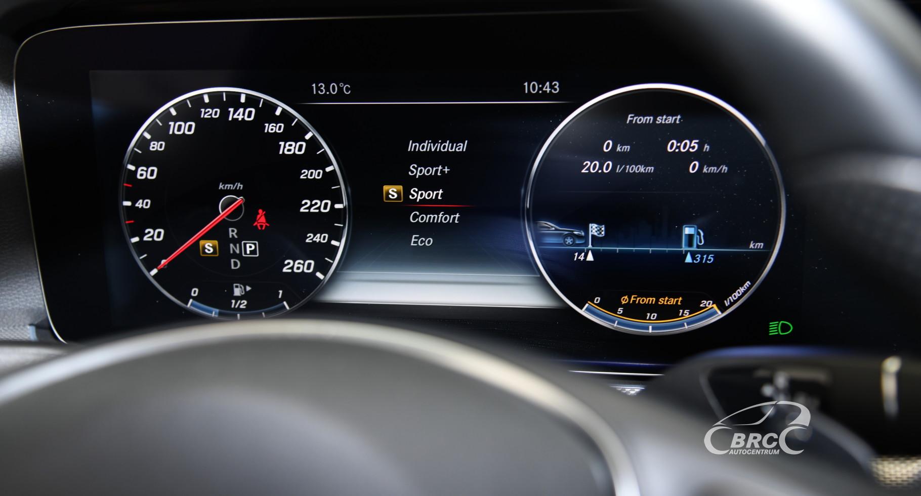 Mercedes-Benz E 220 d Avantgarde Automatas