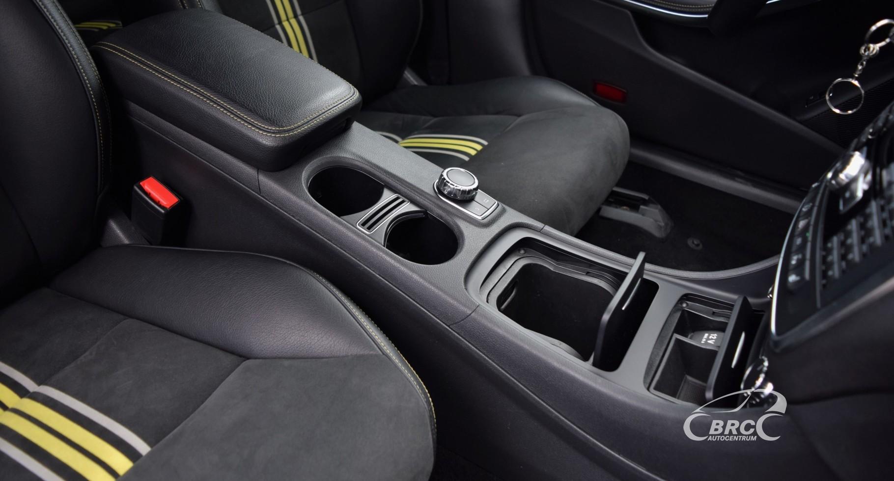 Mercedes-Benz CLA 180 AMG Design