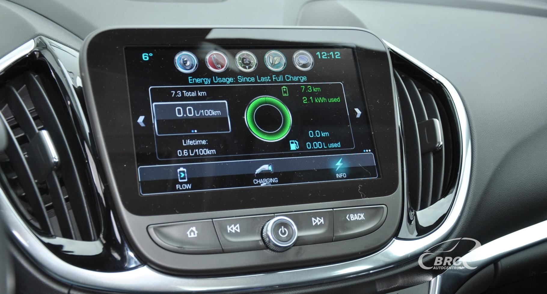 Chevrolet Volt 1.5 Plug-In Hybrid Automatas