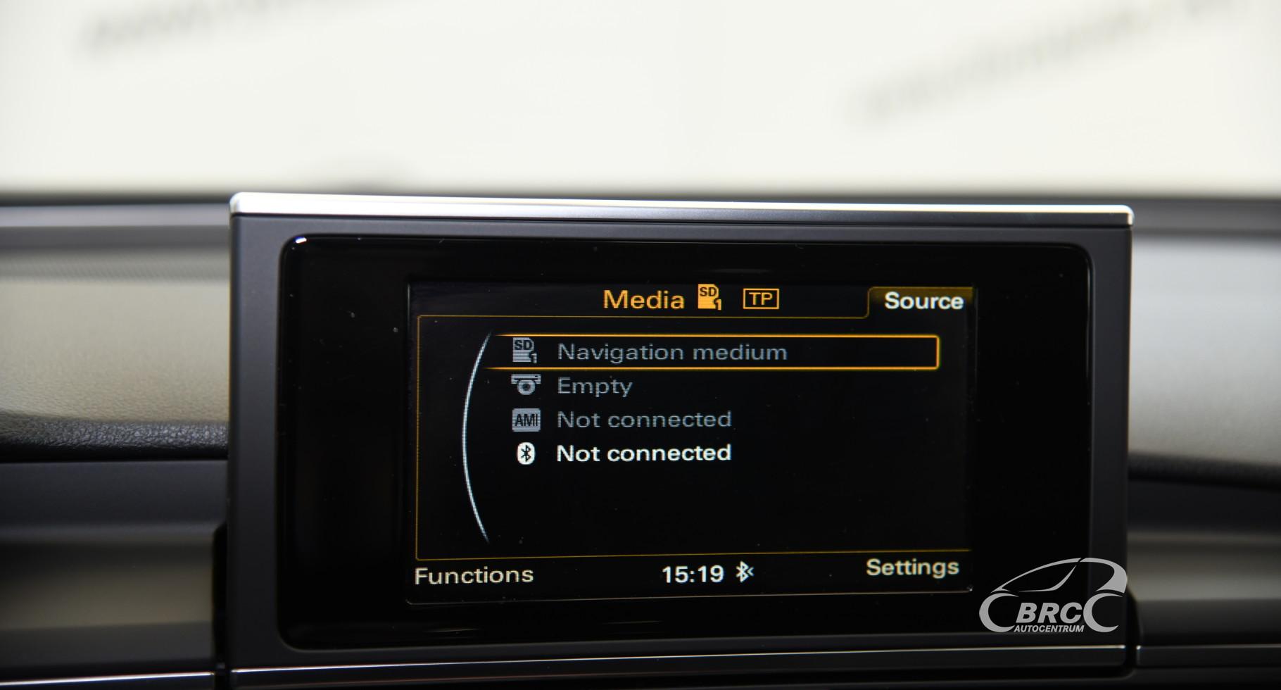 Audi A6 1.8 TFSI Ultra Automatas