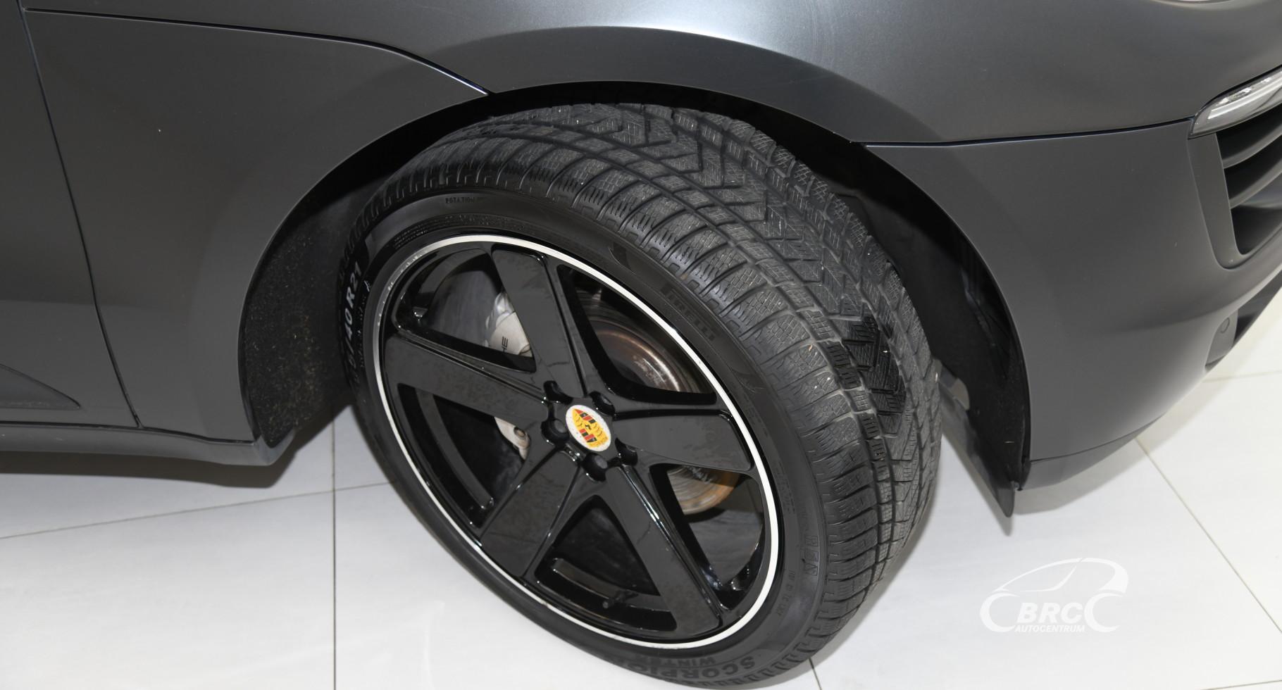 Porsche Macan S Automatas