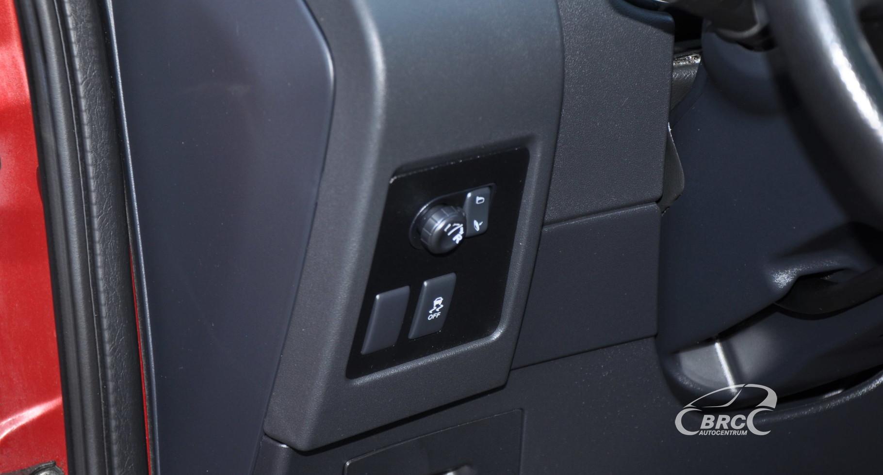Nissan Qashqai+2 2.0i 4x4 Automatas
