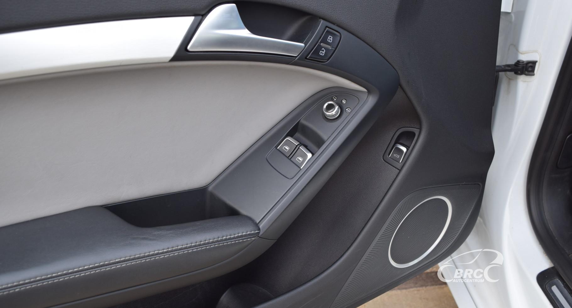 Audi A5 S-Line TDi Quattro
