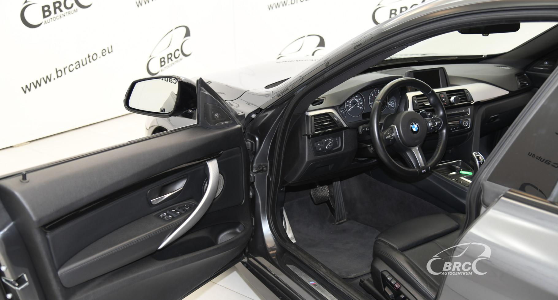 BMW 335 Gran Turismo xDrive M-pack Automatas