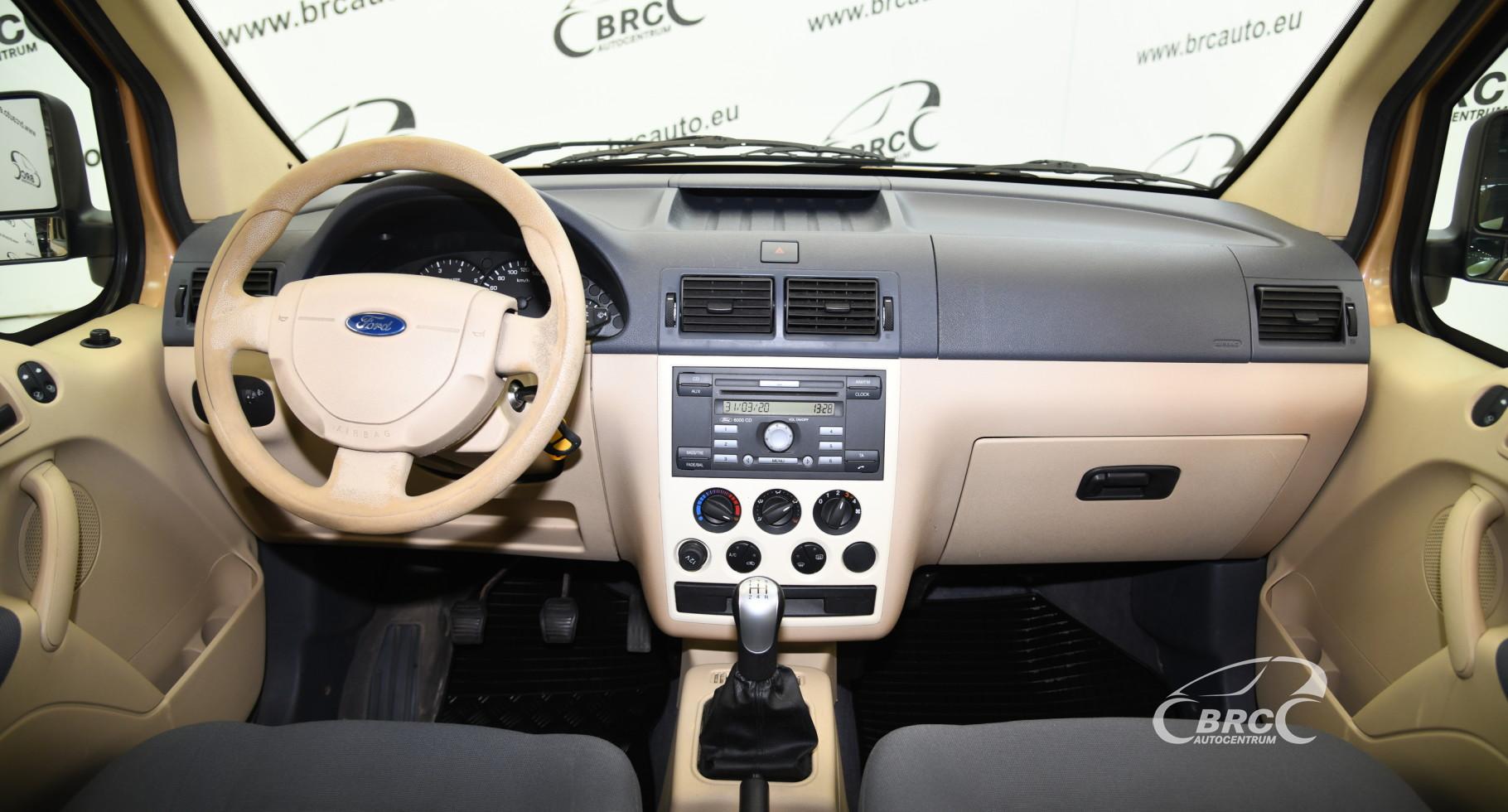 Ford Tourneo Connect 1.8 TDCi GLX