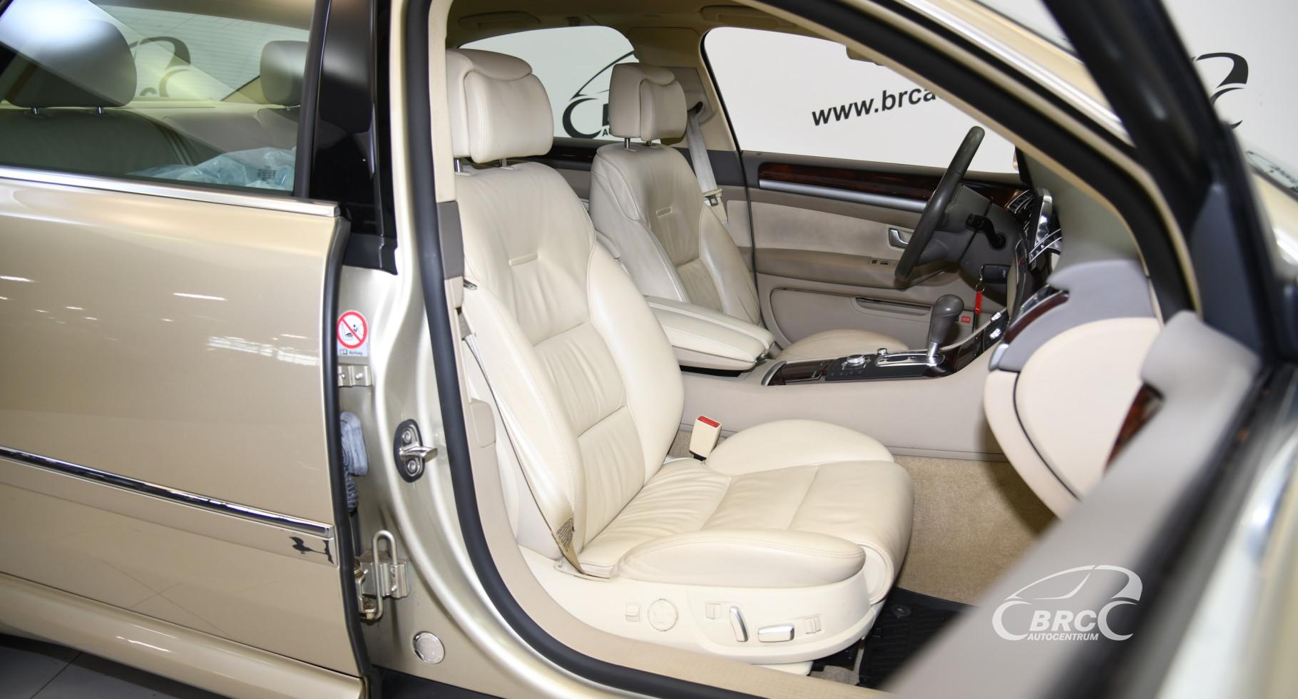 Audi A8 3.7i Quattro Automatas