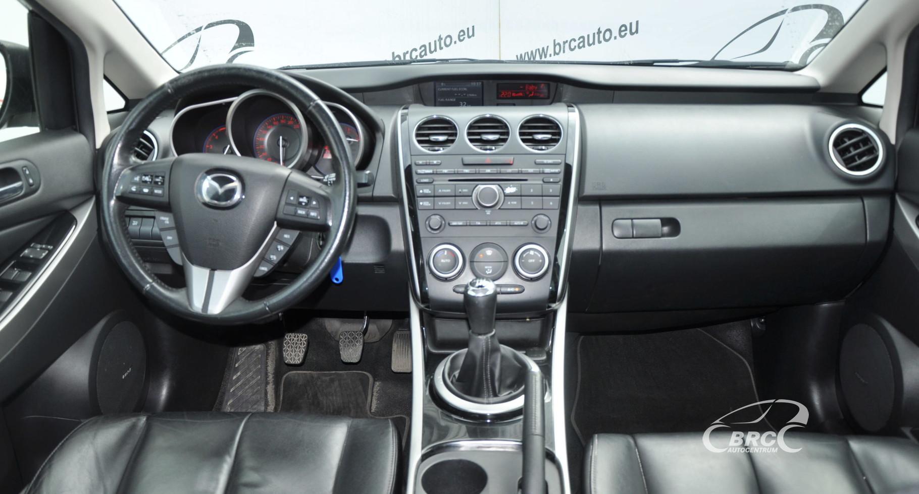 Mazda CX-7 2.2D