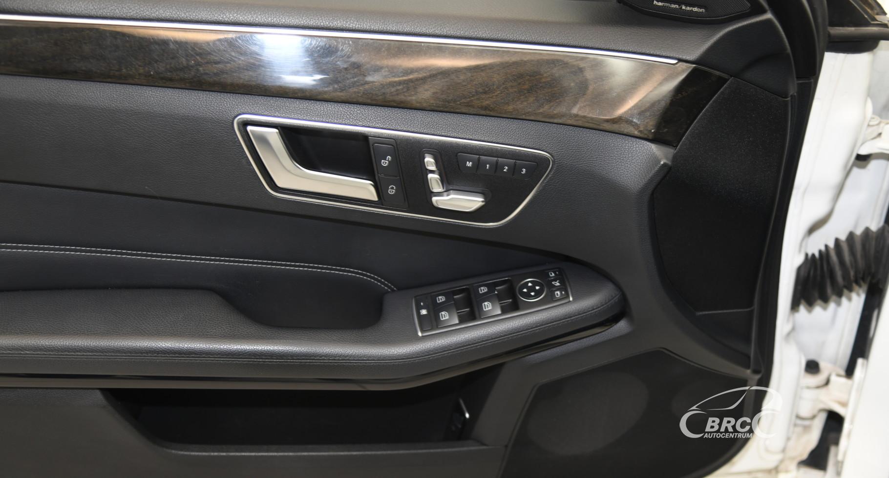 Mercedes-Benz E 350 AMG Line Automatas