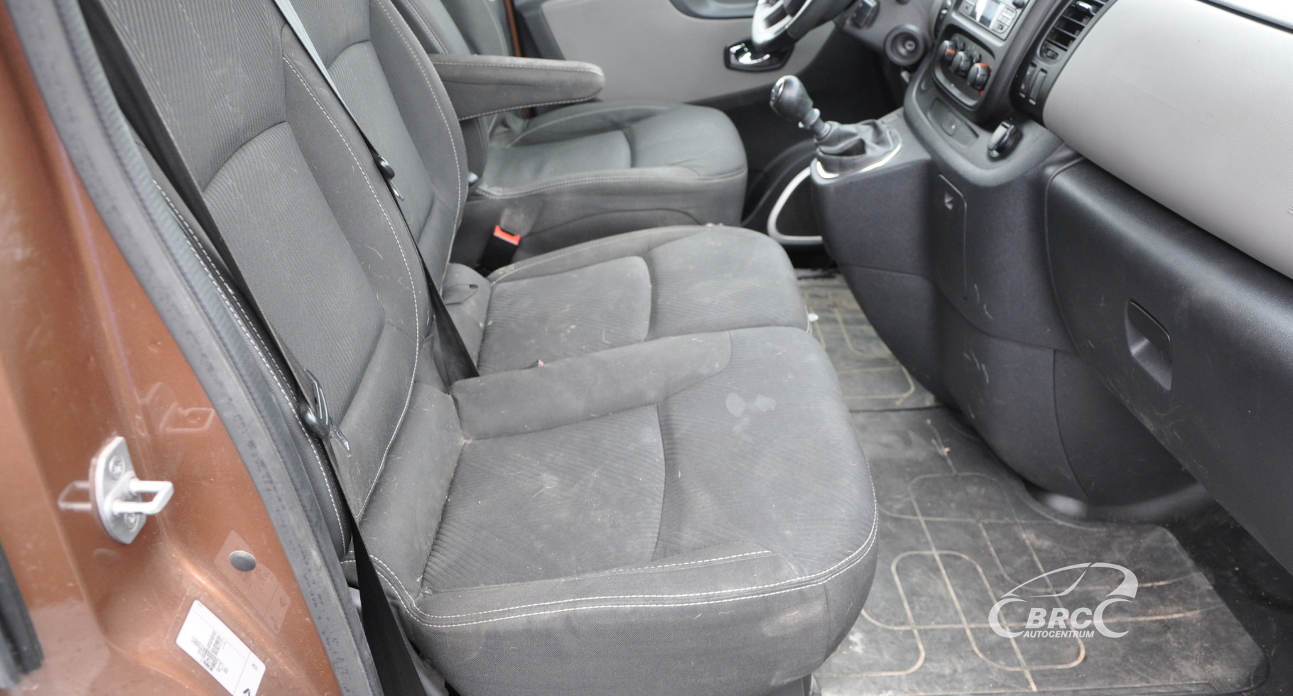 Renault Trafic 1.6 dci Energy