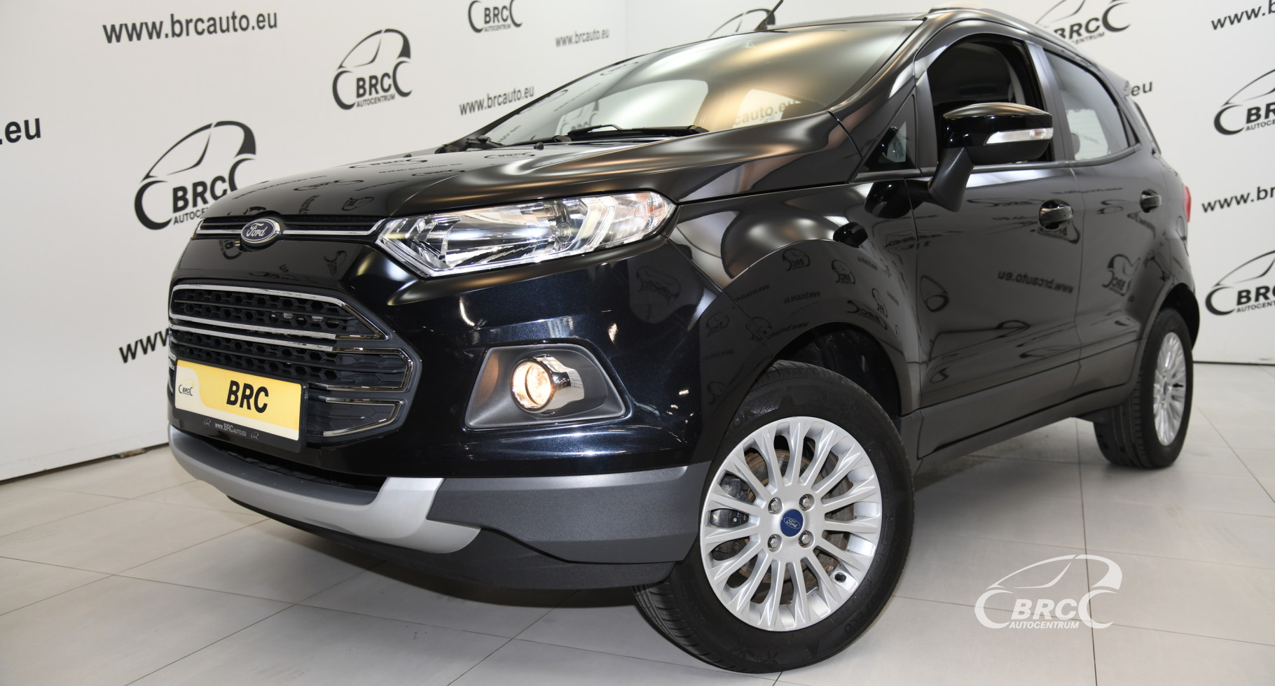 Ford EcoSport 1.0 EcoBoost