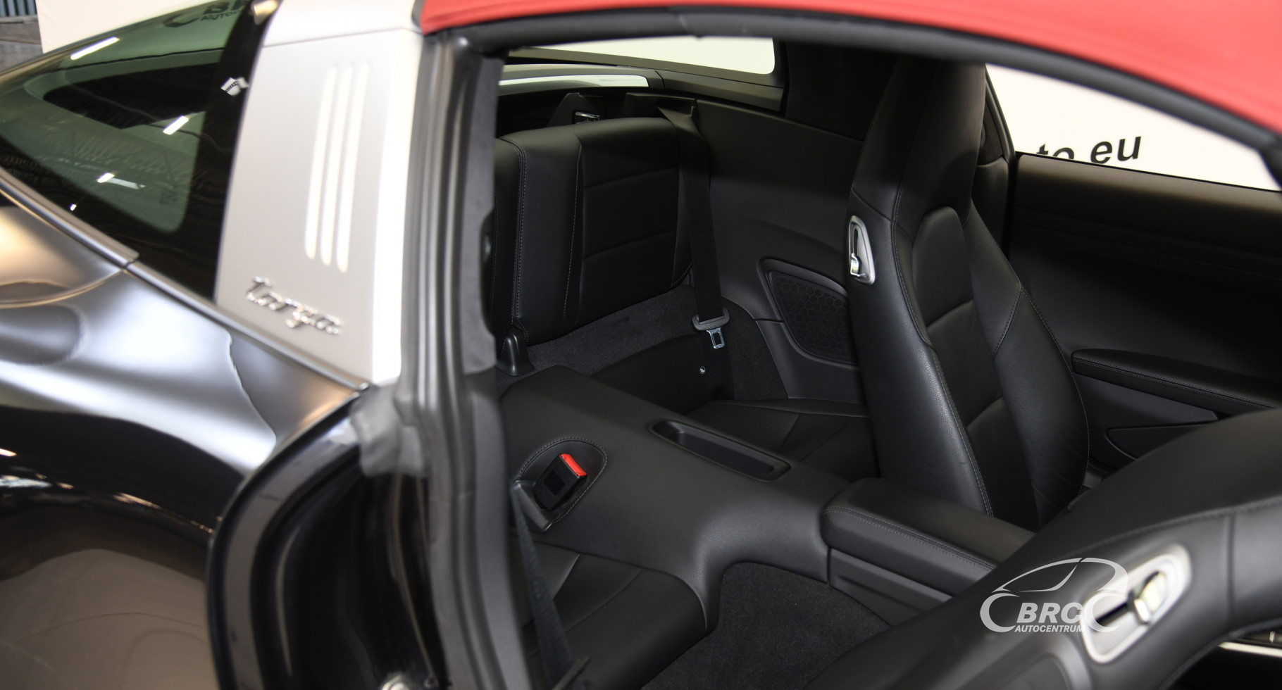 Porsche 911 Targa 4 PDK Automatas