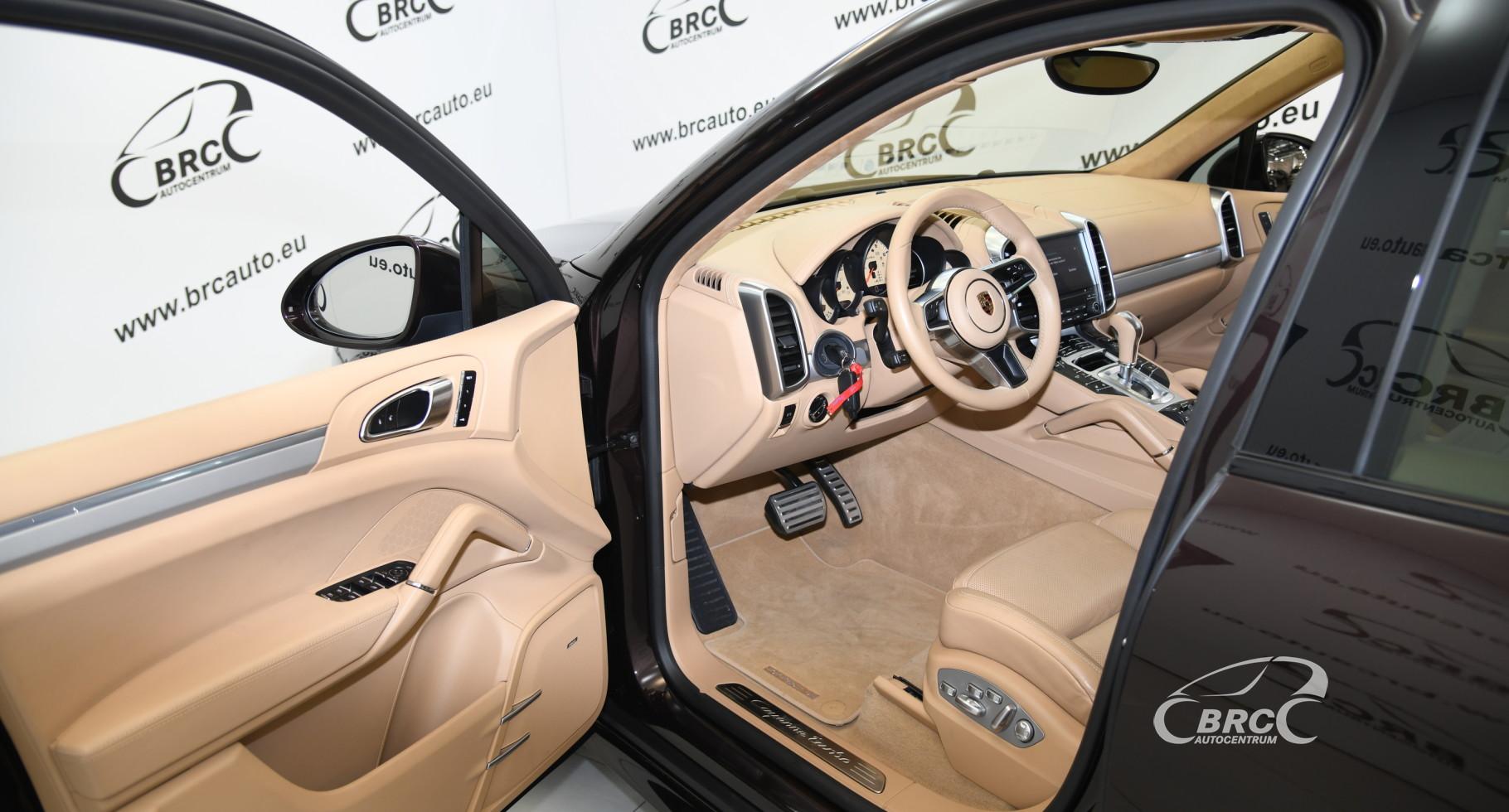 Porsche Cayenne 4.8 Turbo Techart Automatas