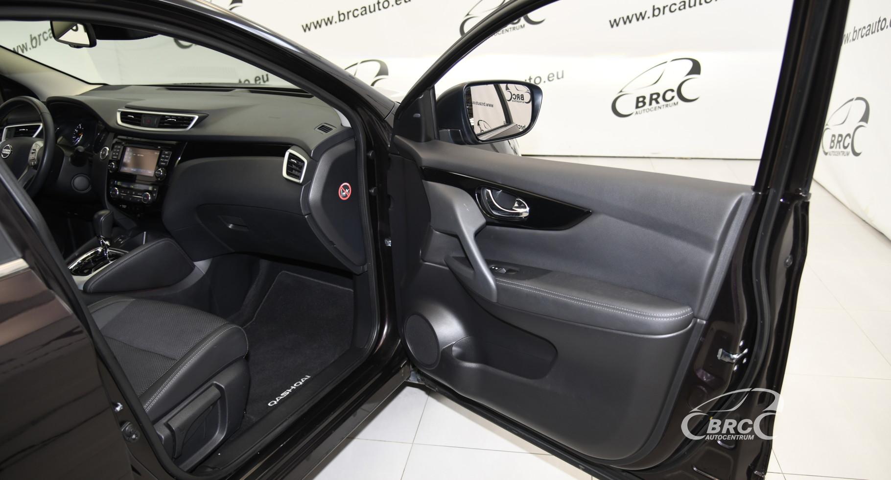 Nissan Qashqai 1.2 DIG-T Tekna 2WD Automatas