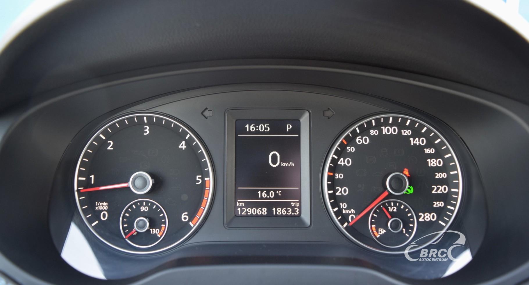 Volkswagen Jetta TDI DSG