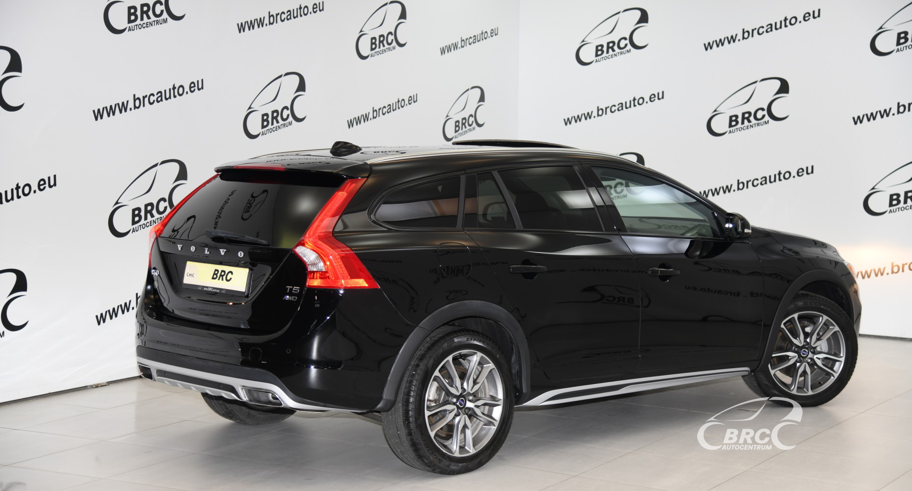Volvo V60 Cross Country T5 AWD Automatas