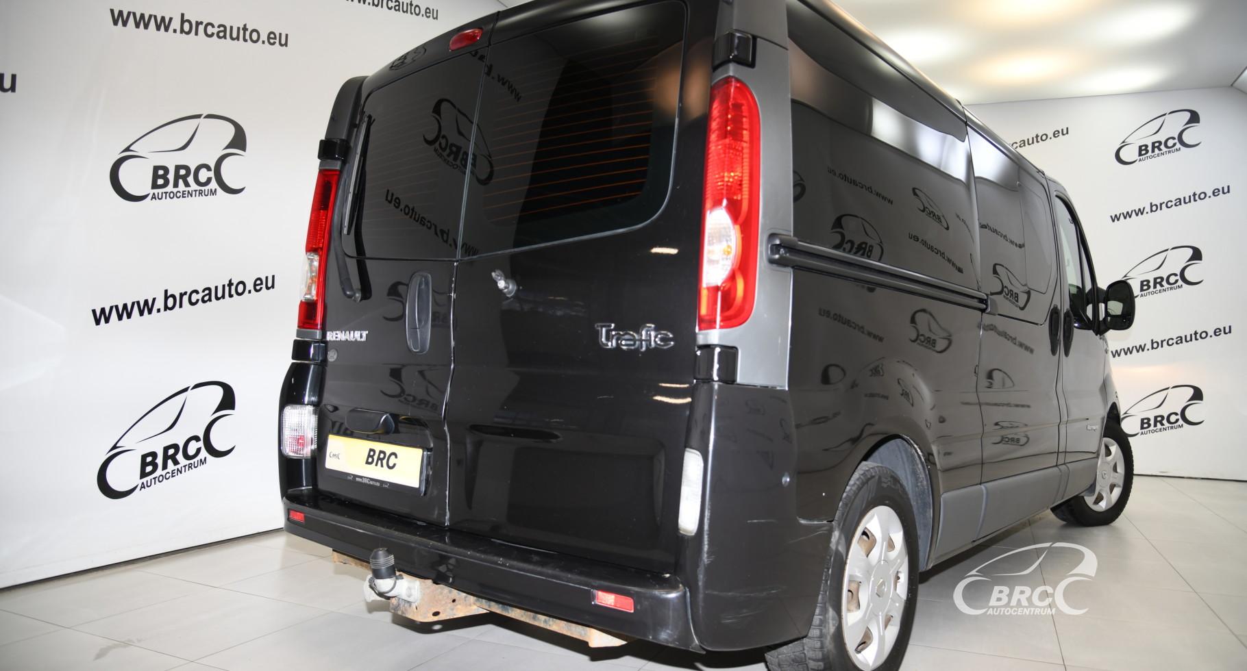Renault Trafic 2.0 115 dCi Passenger