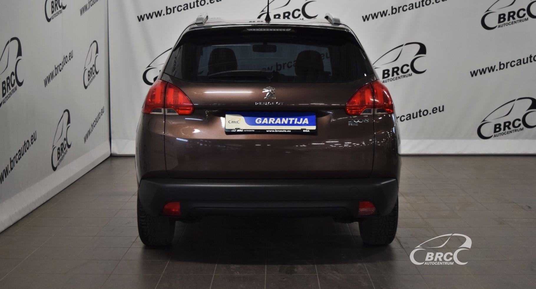 Peugeot 2008 eHDI M/T