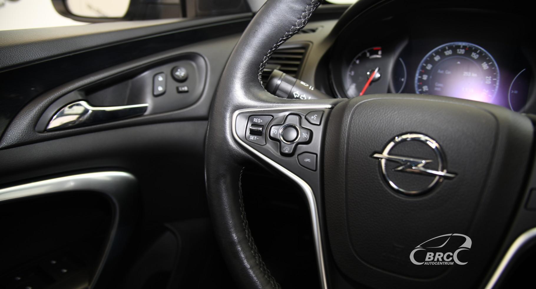 Opel Insignia 1.6 CDTi Cosmo EcoFlex